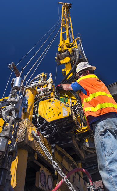 We use the right equipment for every job to ensure we get the job done right and finish on schedule.